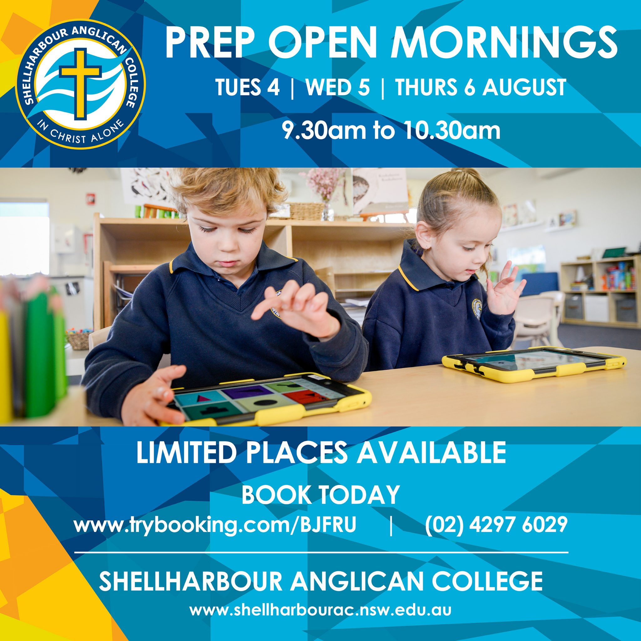 Prep Open Morning – Limited places in August!