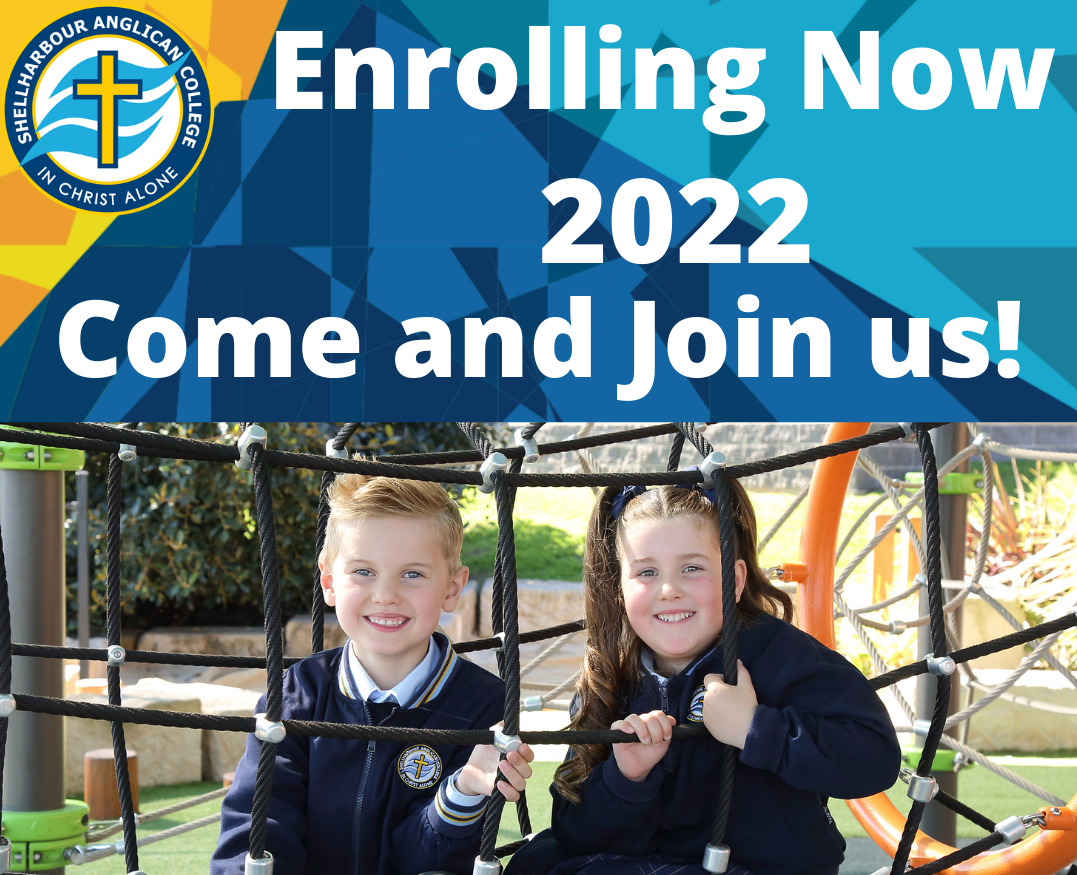 Enrolments are filling fast for 2022!