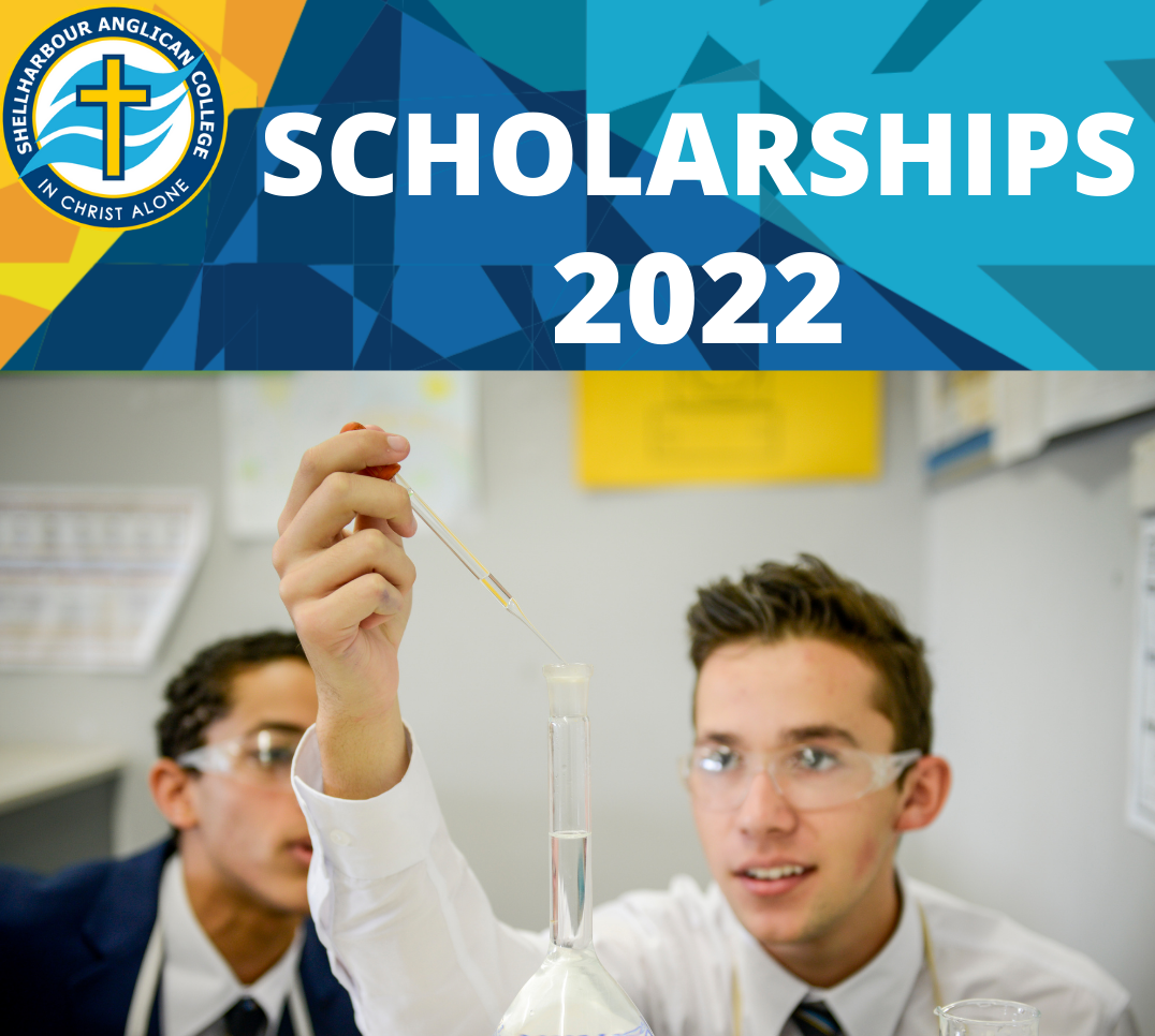 Scholarships for 2022 are OPEN!
